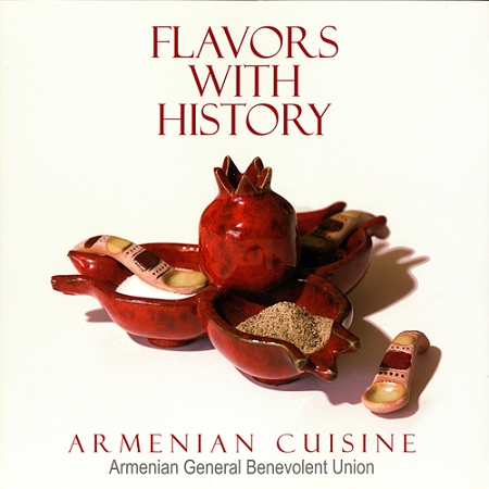 Flavors with history armenian cuisine for Armenian cuisine cookbook