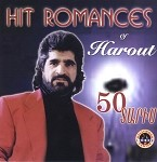 Hit Romances of Harout CD
