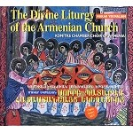 The Divine Liturgy of the Armenian Church CD