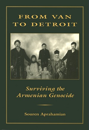 From Van To Detroit: Surviving the Armenian Genocide