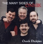 The Many Sides Of Onnik CD