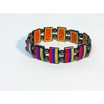 Armenian Flag Reversible Bracelet