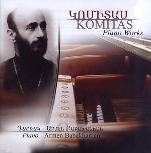 Komitas - Piano Works Double CD