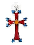 Armenian Cross Suncatcher